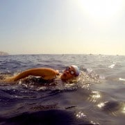 open water swimming anxiety